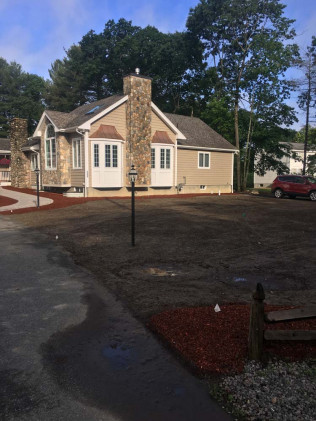 Landscaping Project Billerica 3