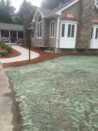 Landscaping Project Billerica