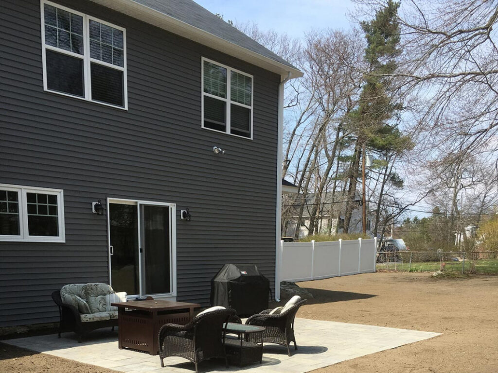 Patio Installation Billerica